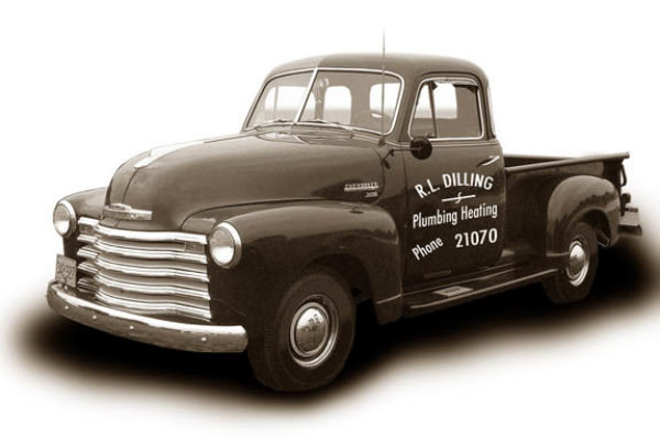 Dilling Truck Historical