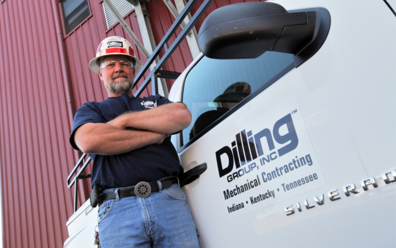 Dilling Worker